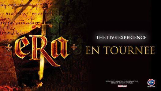 ERA : The Live Experience, Dijon, 13 December   Event in Dijon   AllEvents.in