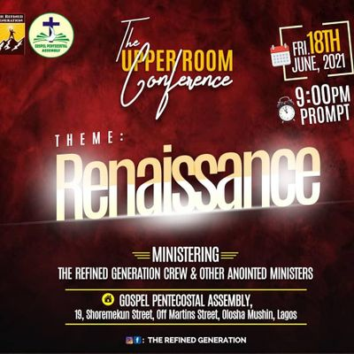 Upper  Room Conference 2021