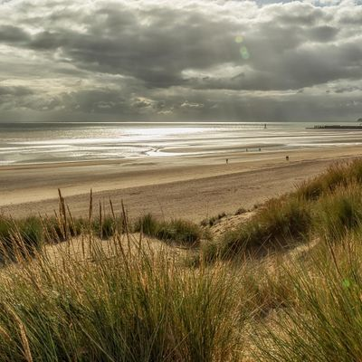Camber Sands Photography Workshop - 13th March