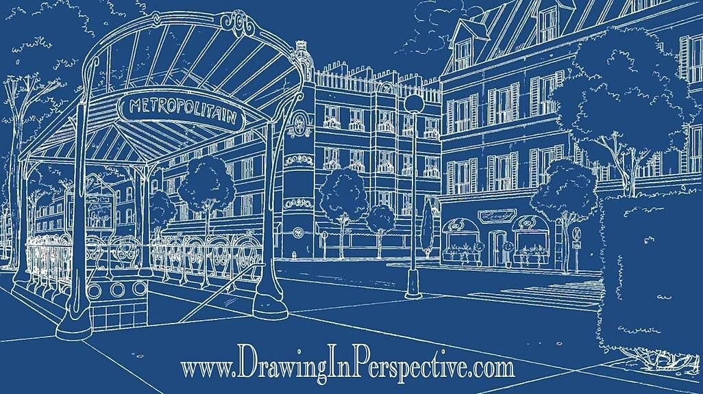 Beginner: PERSPECTIVE & STRUCTURAL DRAWING for the VISUAL ARTS | Event in Toronto | AllEvents.in