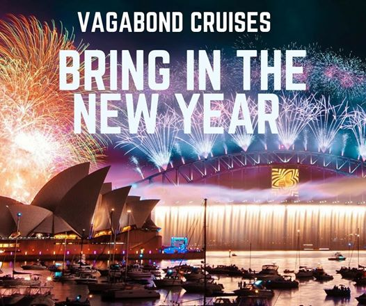 New Years Eve on Sydney Harbour 2019