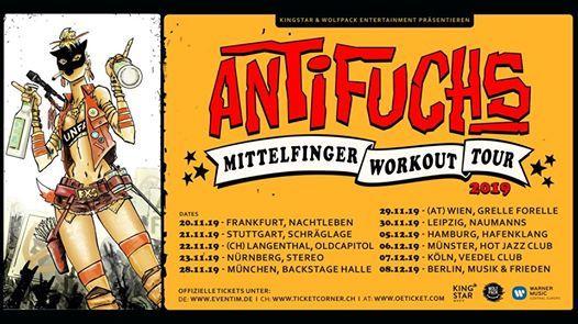 Antifuchs  Leipzig  Naumanns