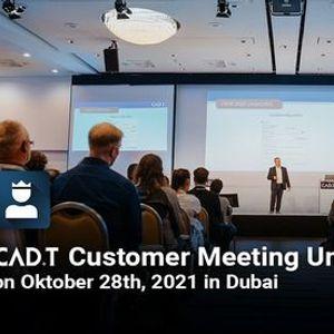 CADT Customer Meeting UAE