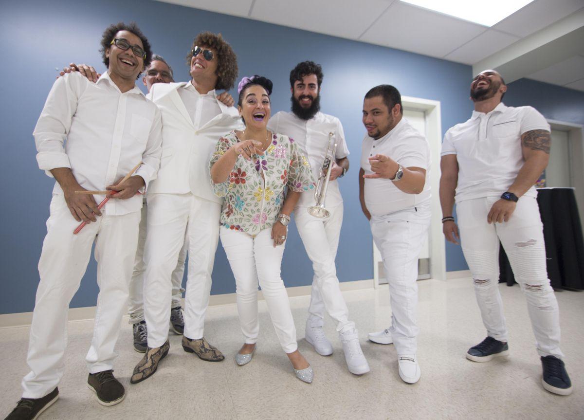 Sol & The Tribu Live @ La Tropical | Event in Miami | AllEvents.in