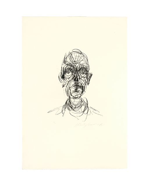Alberto Giacometti - Grafica al confine fra arte e pensiero