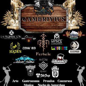 Primera Feria Temtica Artesanal GAMBRIVIUS