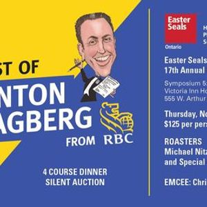 Easter Seals 17th Annual Thunder Bay Celebrity Roast