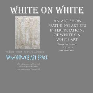 White on White Art Show