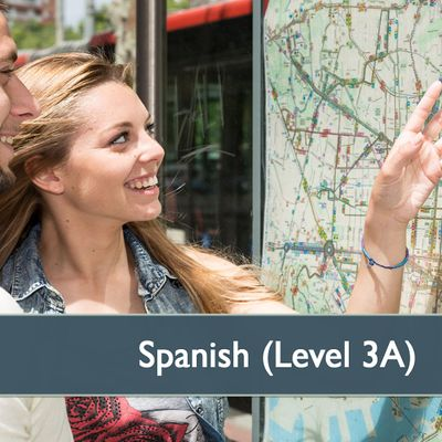 Spanish Level 3(A) - January 2021