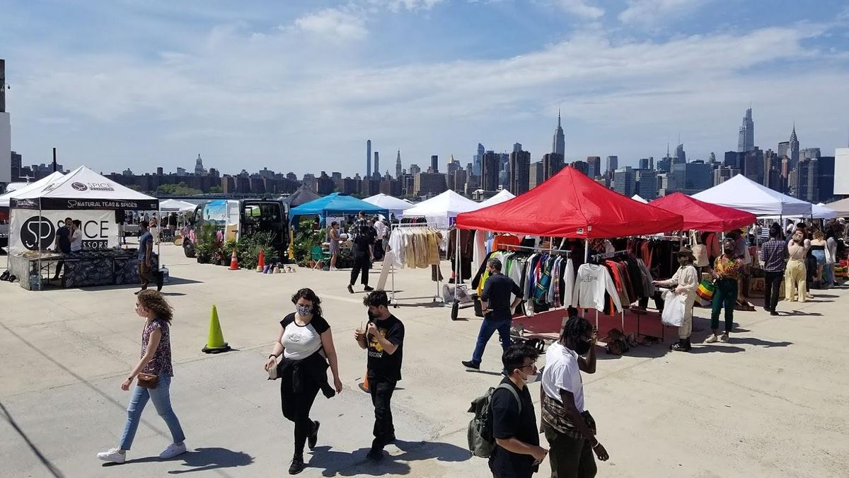 EVERY SATURDAY AND SUNDAY @ Greenpoint Terminal Market.   Event in Brooklyn   AllEvents.in