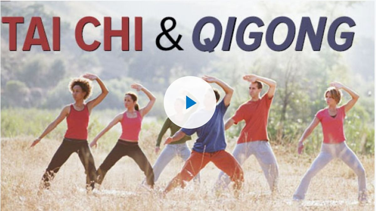 Essentials of Tai Chi and Qigong Free Masterclass   Event in Miami Beach   AllEvents.in