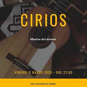 Musica dal divano Cirios