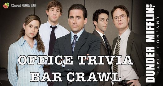 The Office Trivia Bar Crawl - Memphis, 7 August   Event in Memphis   AllEvents.in