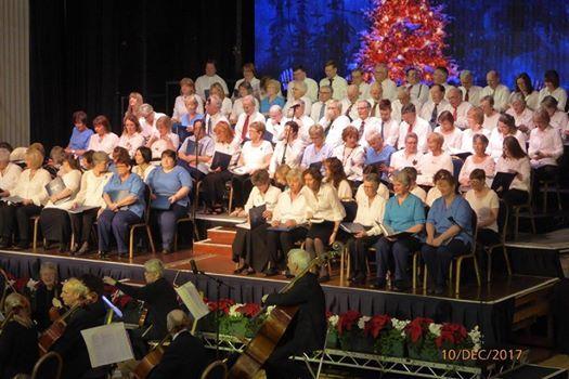 Grampian Hospitals Carol Concert In Aid of CLIC Sargent - Elgin