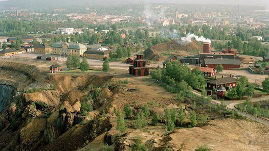 Besk i Falu Gruva & GruvmuseumVisit to Falu Mine & Mine Museum