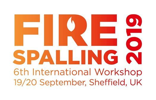 6th International Workshop on Concrete Spalling due to Fire 2019