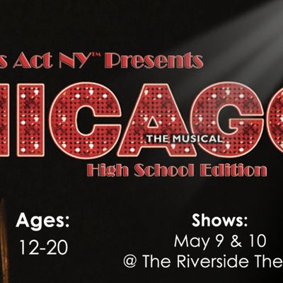 AUDITIONS for CHICAGO Main-Stage Off-Broadway Production