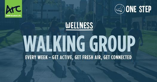 Wellness Walking Group l OneStep | Event in Rose Bay | AllEvents.in