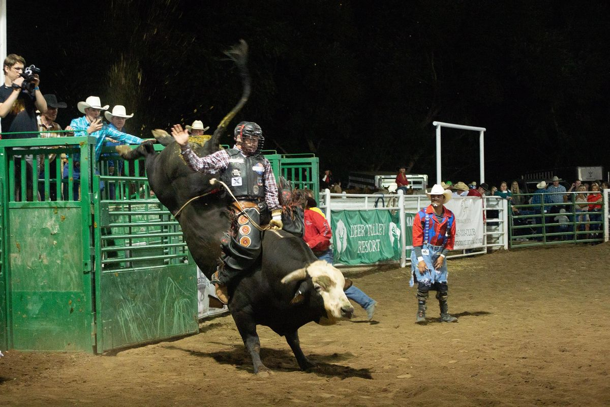 Rodeo Events 2020.Prca Rodeo Friday August 7th 2020 At Summit County