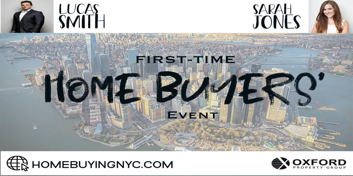 NYC First-Time Home Buyers Workshop at WeWork, New York