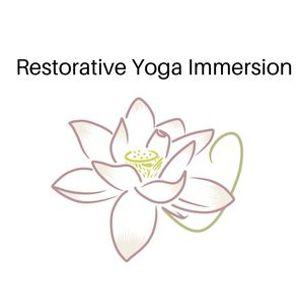 Special Restorative Yoga Workshop