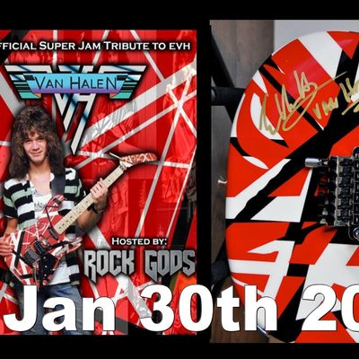 Eddie Van Halen Tribute by The Rock Gods