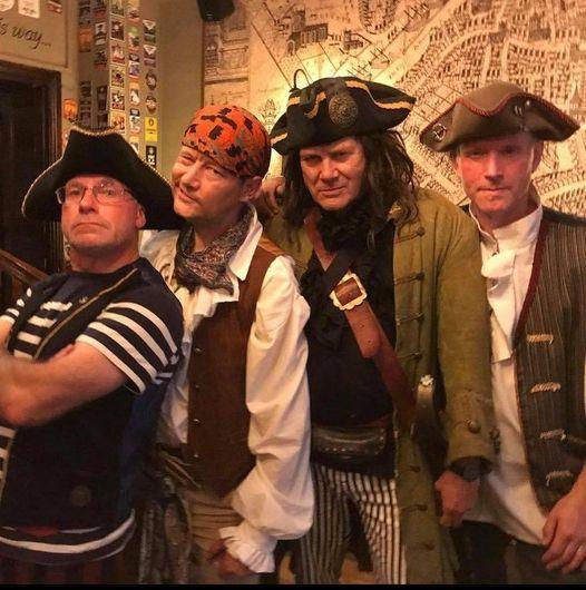 A night of pirate folk music, 6 November | Event in Bristol | AllEvents.in