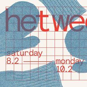 Het Weekend 08.02  10.02
