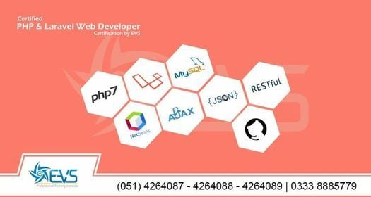 Certified PHP & Laravel Web Developer, 5 February | Event in Rawalpindi | AllEvents.in