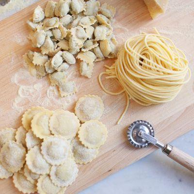 Fresh Egg Pasta cooking class