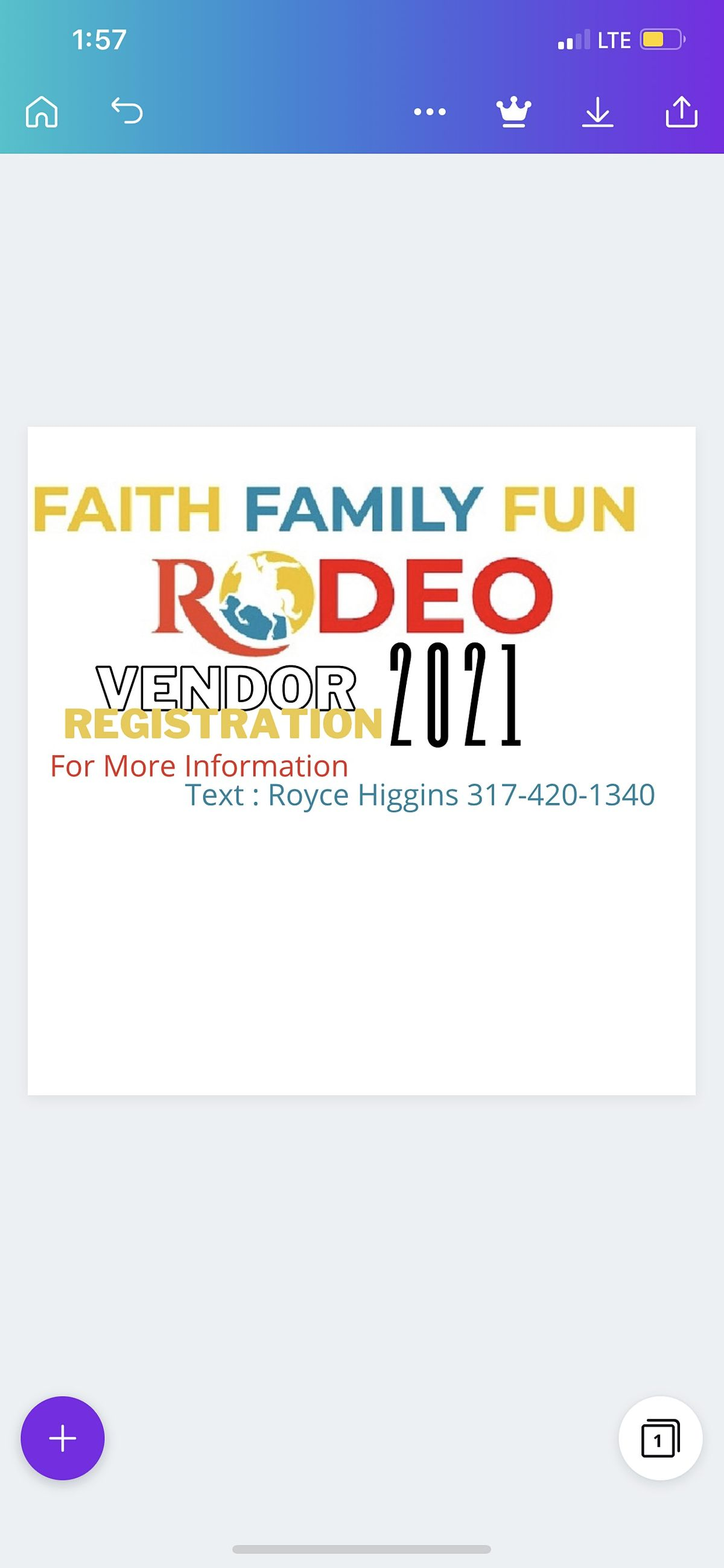 Faith Family Fun Rodeo Vendor/Food-Truck Registration, 30 October   Event in Indianapolis   AllEvents.in