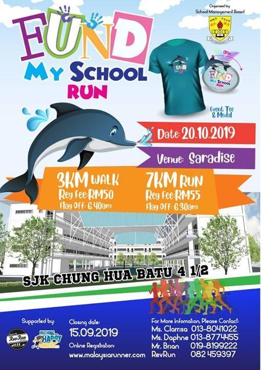 Fund My School Run
