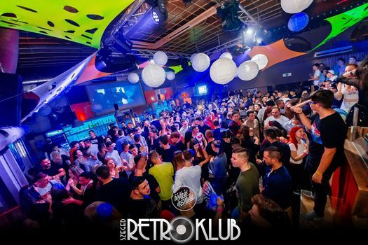 Coronita Exclusive ❙ 05.23. ❙ Retro Klub, Szeged, 23 May | Event in Arad | AllEvents.in
