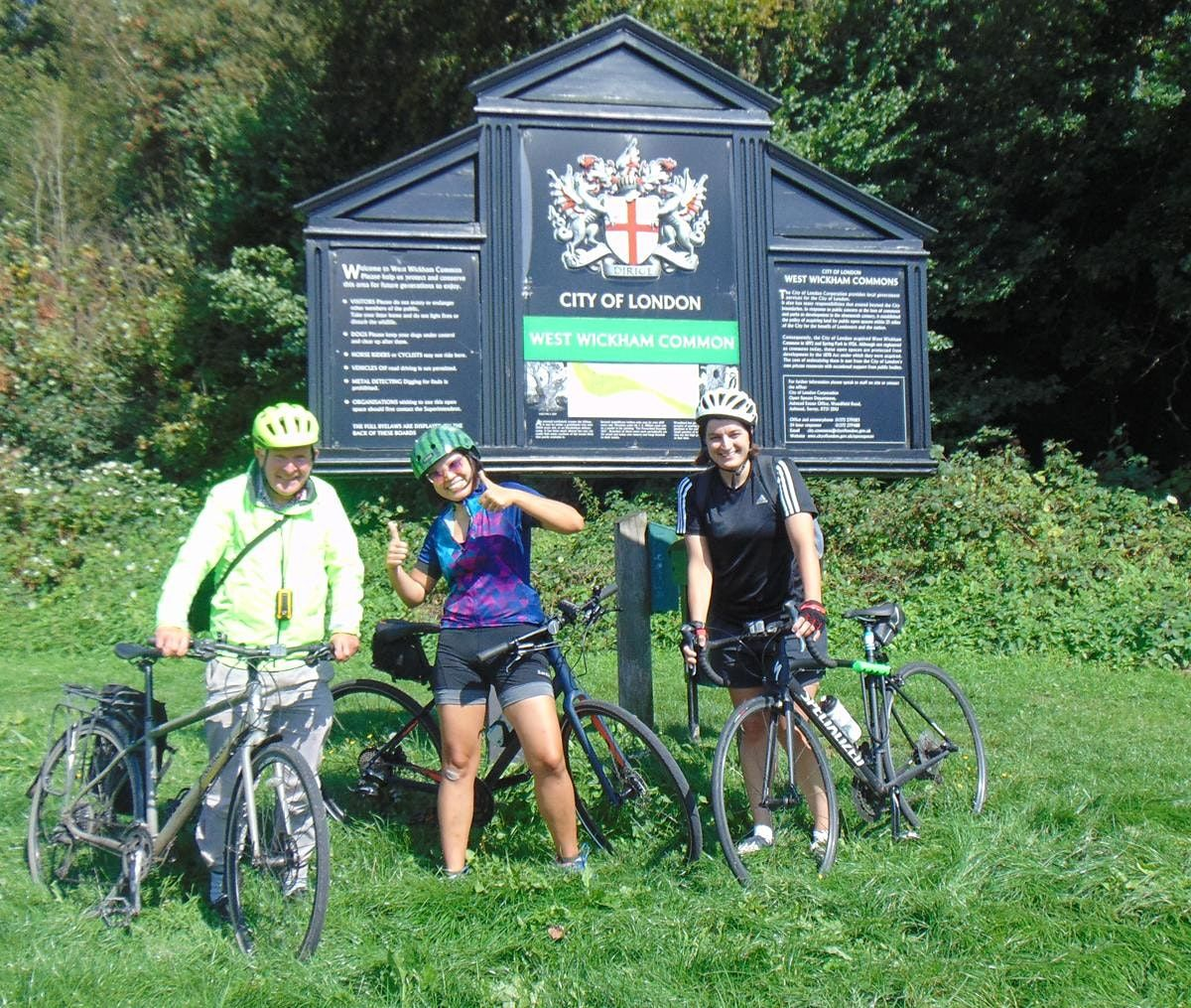 Ride to West Wickham and beyond!, 23 April   Event in London   AllEvents.in