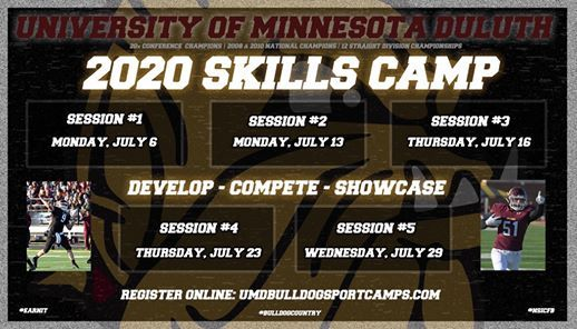 Skills Camp Session 3