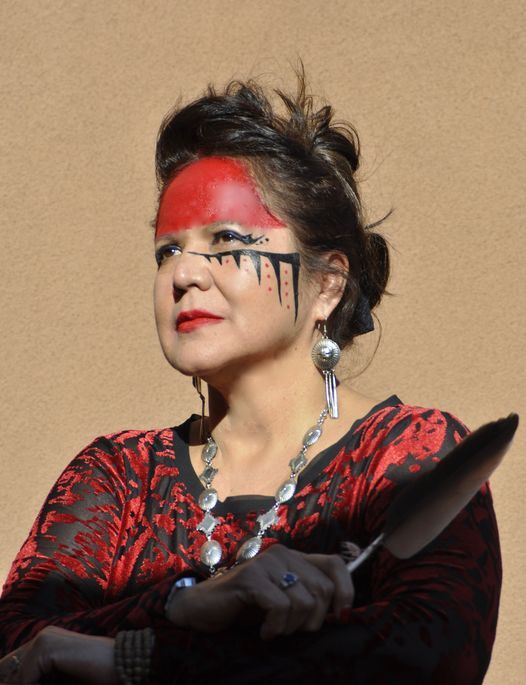 "Joanne Shenandoah: ""Giving Thanks to Mother Earth"", 28 November 