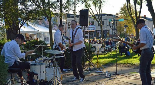 The Wayouts Live at Downers Grove Summer Concert Series, 25 May | Event in Downers Grove | AllEvents.in