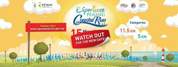 Experience Penang Coastal Run