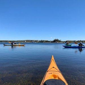 Sea Kayak Fundamentals Paddle Canada Level 1 Skills Course