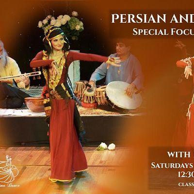 Persian and Silk Road Dance