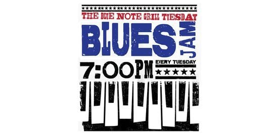 Tuesday Blues Jam | Event in Durham | AllEvents.in