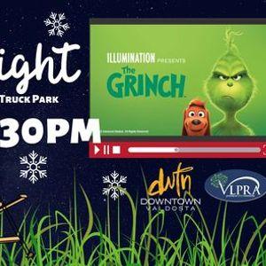 Outdoor Movie Night - Holiday Edition