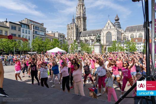 Antwerpse Zumbathon® 2022, 18 April | Event in Antwerp | AllEvents.in