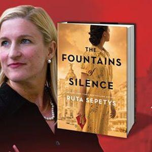Ruta Sepetys Book Club Meetup