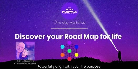 Discover your ROAD MAP for a better life - Wellington