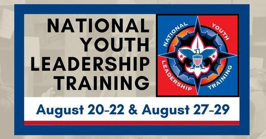 National Youth Leadership Training, 20 August   Event in Elgin   AllEvents.in