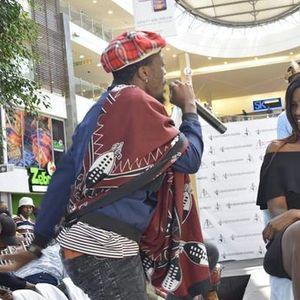 AFA FASHION MEETS ARTS COLLABORATION 2022.VARDOS MAPETLA Soweto.