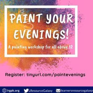 Paint Your Evenings