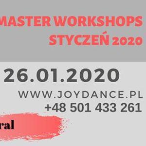 Warsztaty Taca Master Workshops Stycze 2020