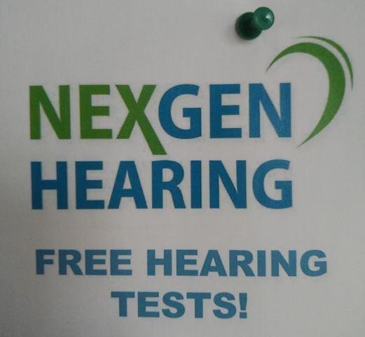 Free NextGen Hearing Tests